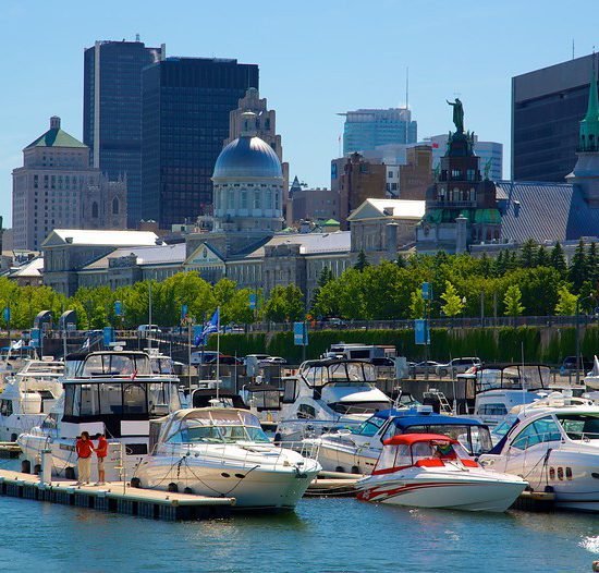 Новый свет в сердце Канады