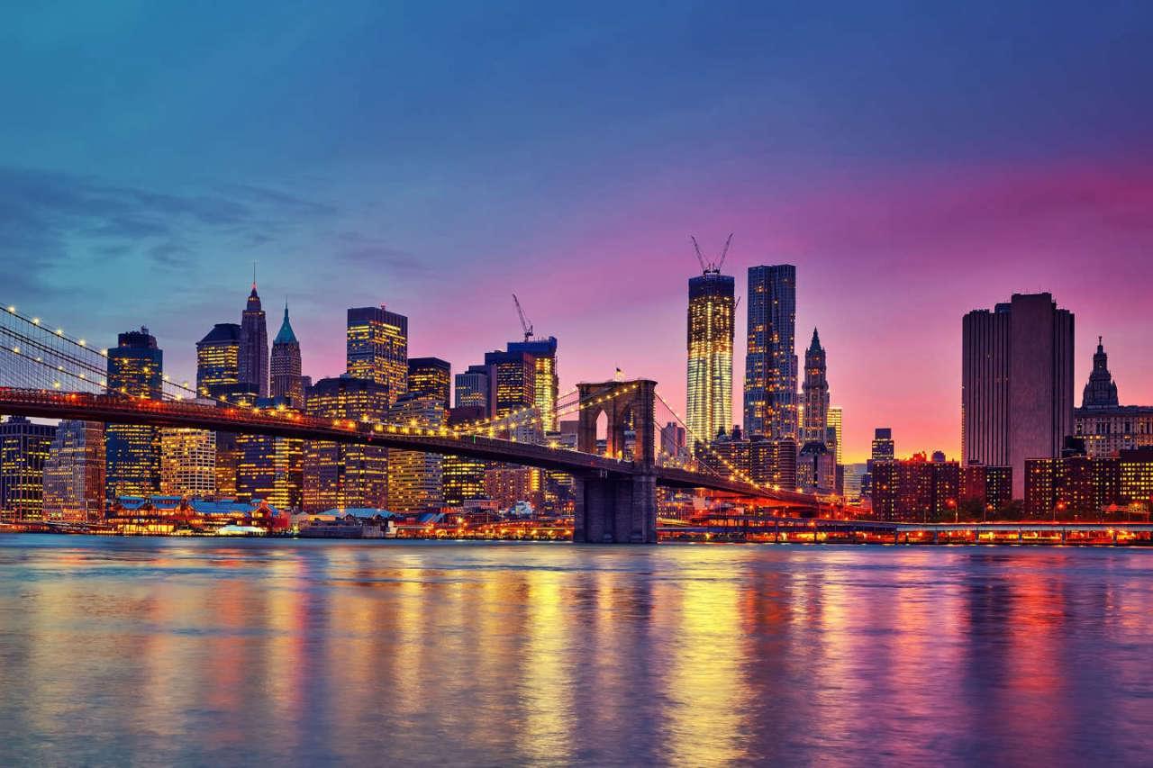 Нью-Йорк – обзорная экскурсия