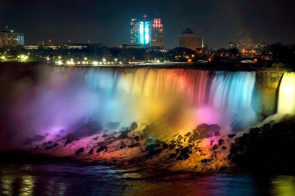 Комбо тур Торонто-Ниагарские водопады